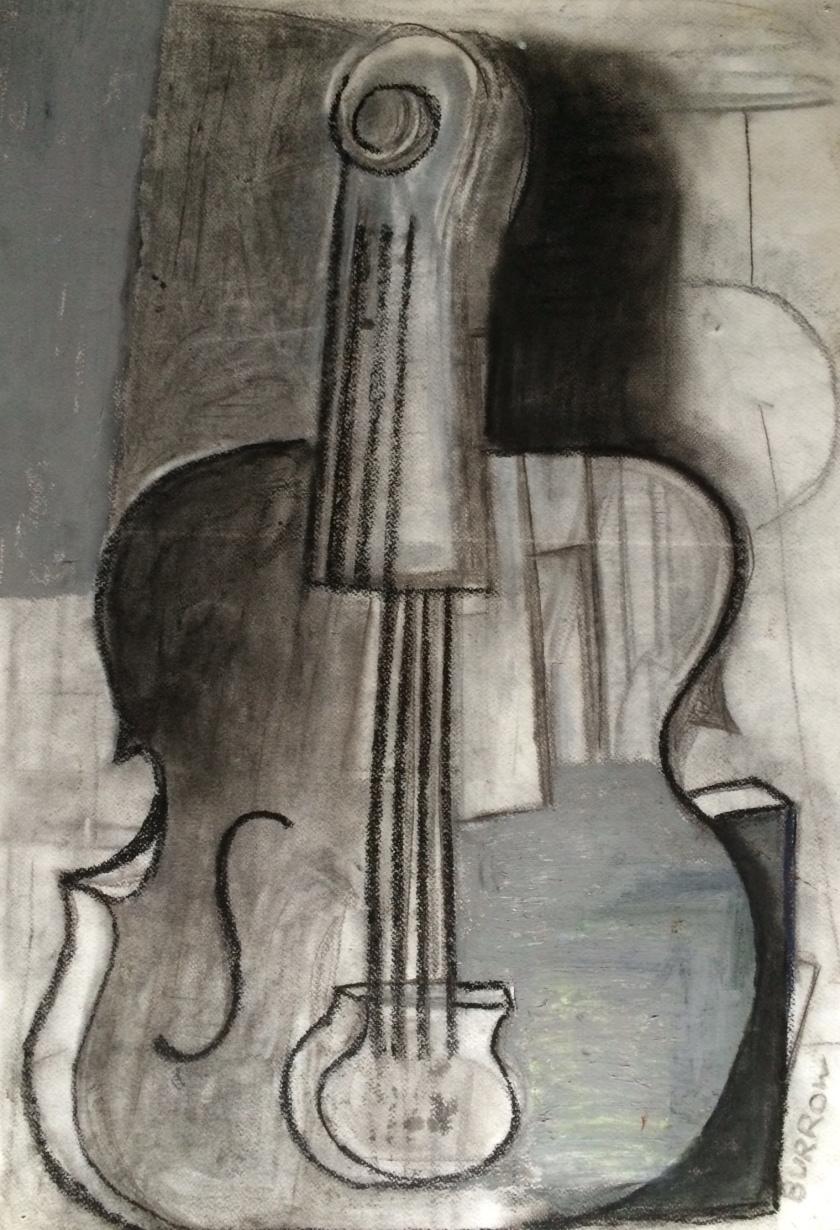 b-w-monochrome-cello