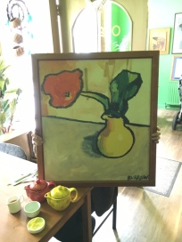 Yellow Jug and Bloom